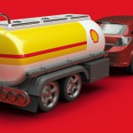 Shell mini-tanker
